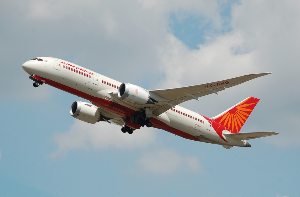 Does any airline get as much as bad press as Air India? Photo: Adrian Pingstone.