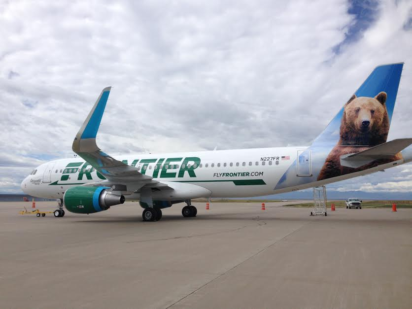 Is there anything you want to know about Frontier Airlines? Photo: Brian Sumers.
