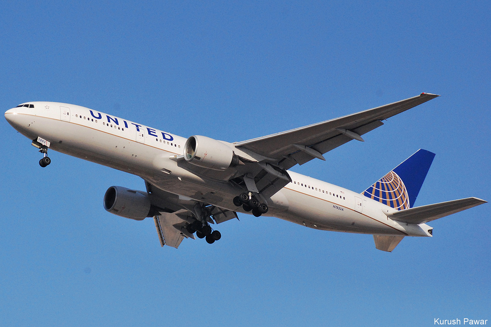 United is rerouting several long haul international flights to avoid conflict zones. Photo:  Kurush Pawar /Flickr (Creative Commons)