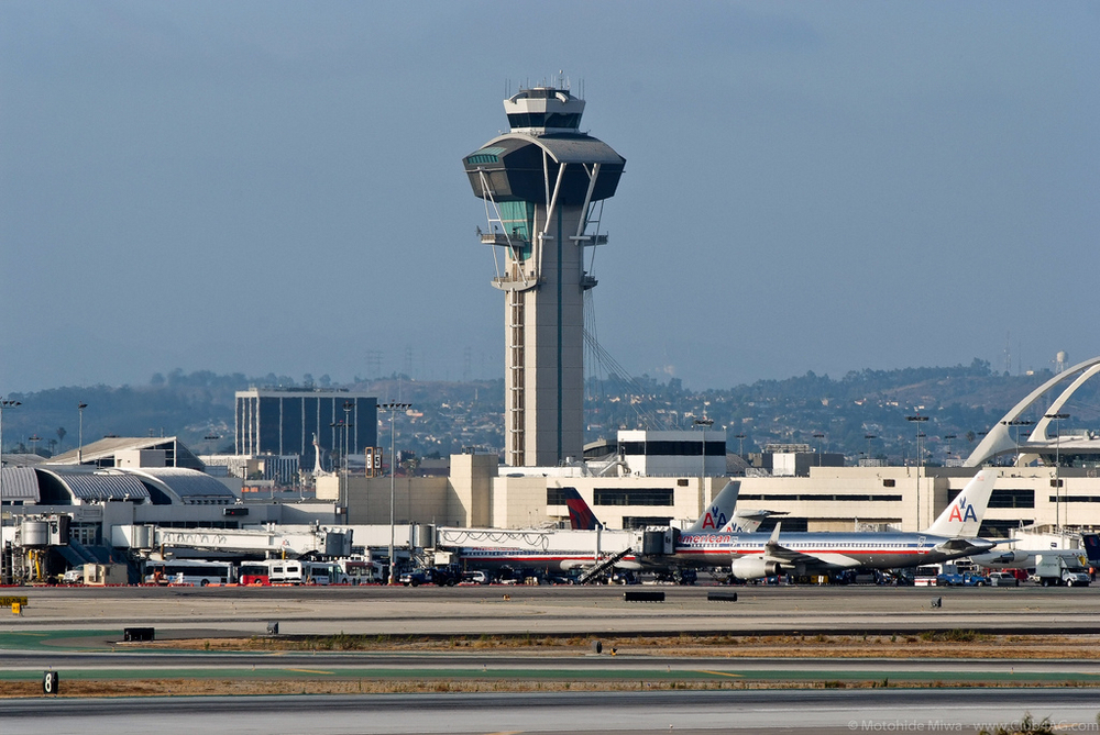 The air traffic controllers union at LAX says it needs more controllers. Photo: Motohide Miwa/Flickr (Creative Commons.)