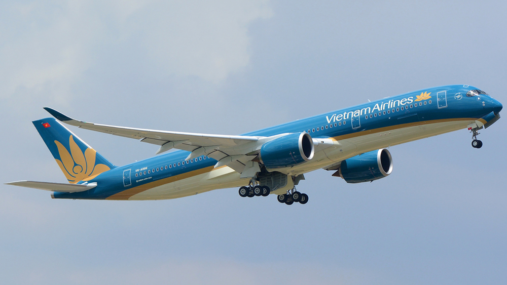 Vietnam Airlines is improving its reputation. Photo: Long Nguyen/Wikimedia.