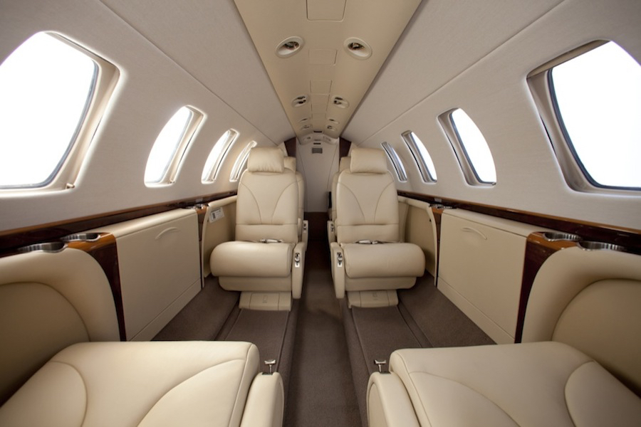 JetSuite will have a special promotion for Super Bowl Weekend. Photo: JetSuite.