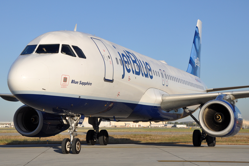 JetBlue made $1.2 billion last year. Photo: JetBlue.