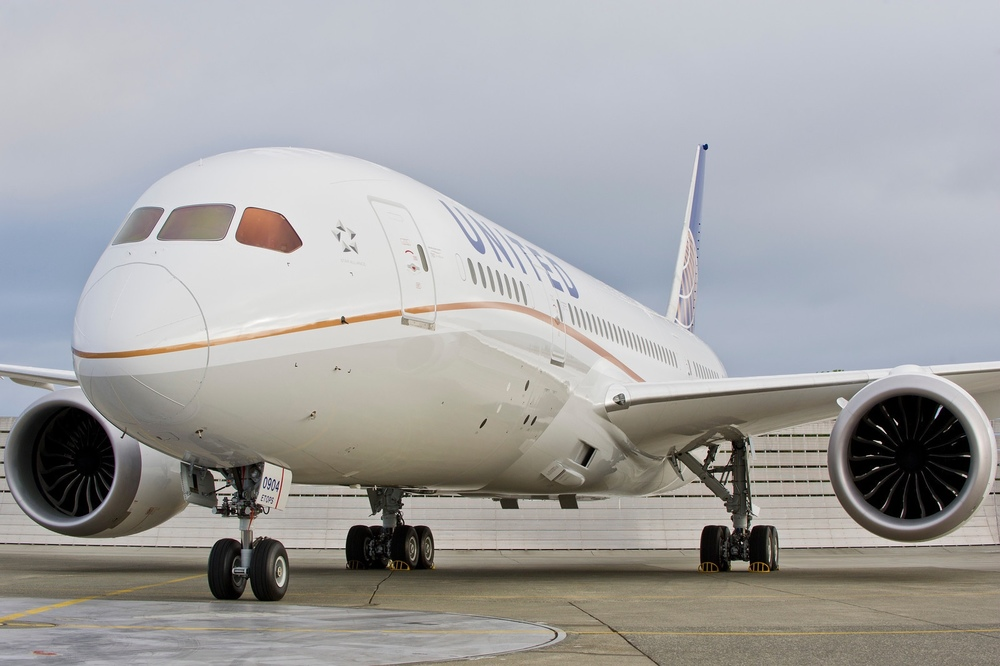 United Airlines will fly its Dreamliner to Singapore from San Francisco. Photo: United.