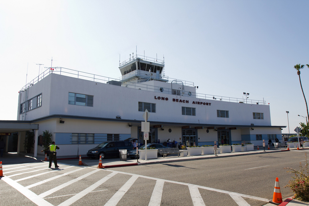 Long Beach Airport is delightfully quaint. Photo: Atomic Taco/Flickr (Creative Commons)