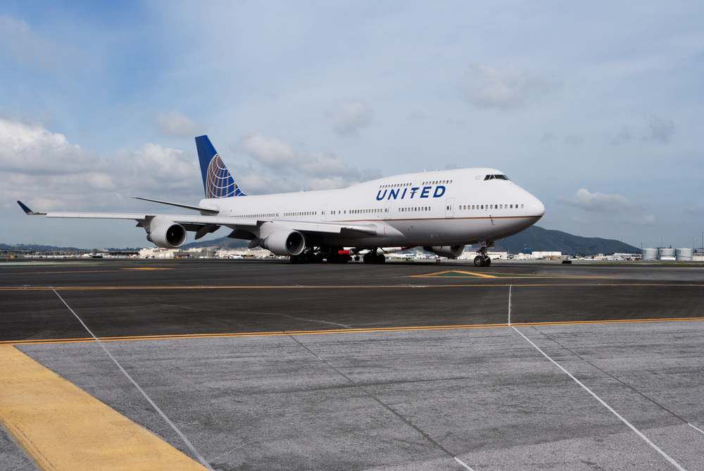 Your favorite post in February? It was about United's plans for its 747 fleet.