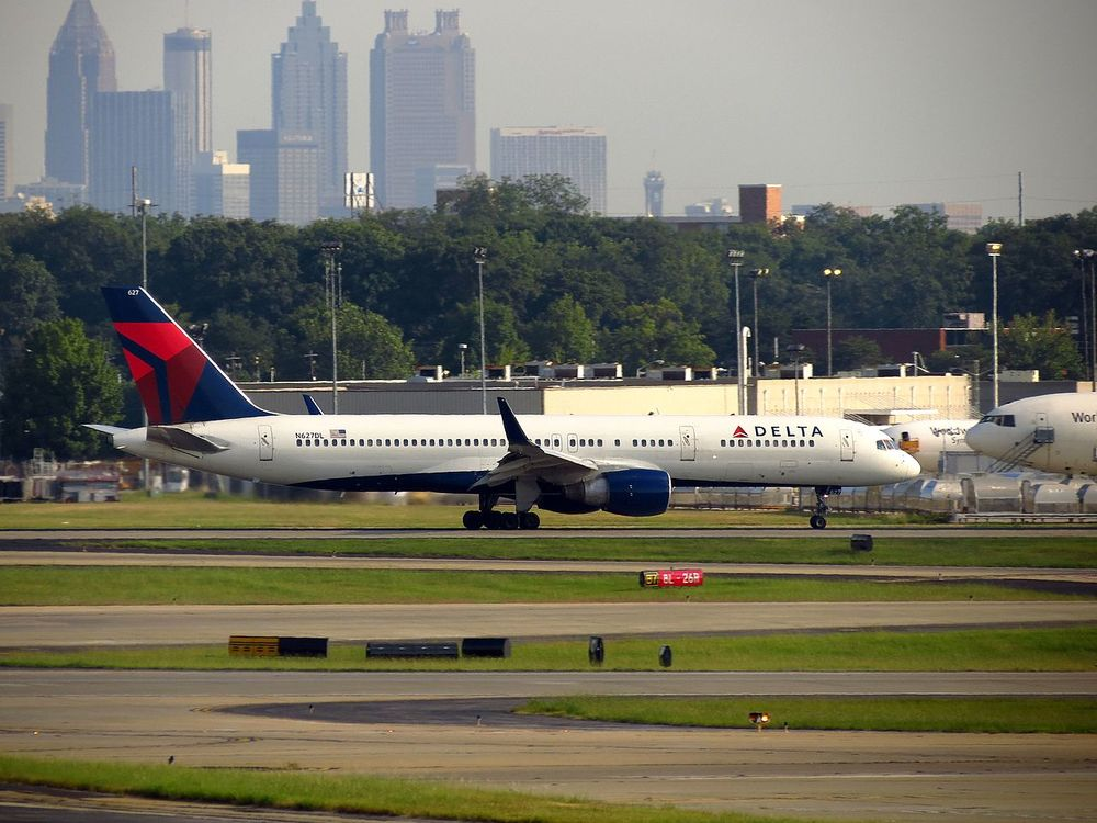 Atlanta is preparing for a major renovation of its airport. Photo: Wikipedia.