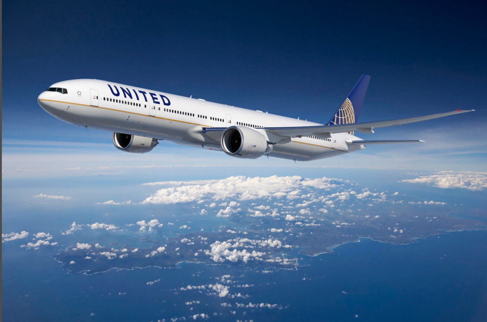 Is United about to announce a new business class seat for its Boeing 777-300ERs? Rendering: Industry source.