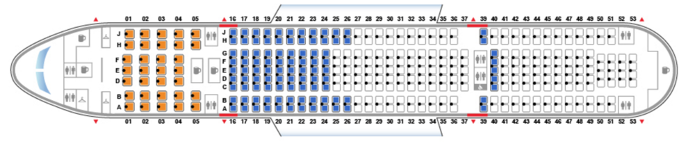 United is adding seats on 19 Boeing 777 200s. Here's the likely