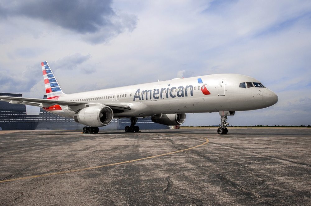 American Airlines turned in another massively profitable quarter. Photo: American.