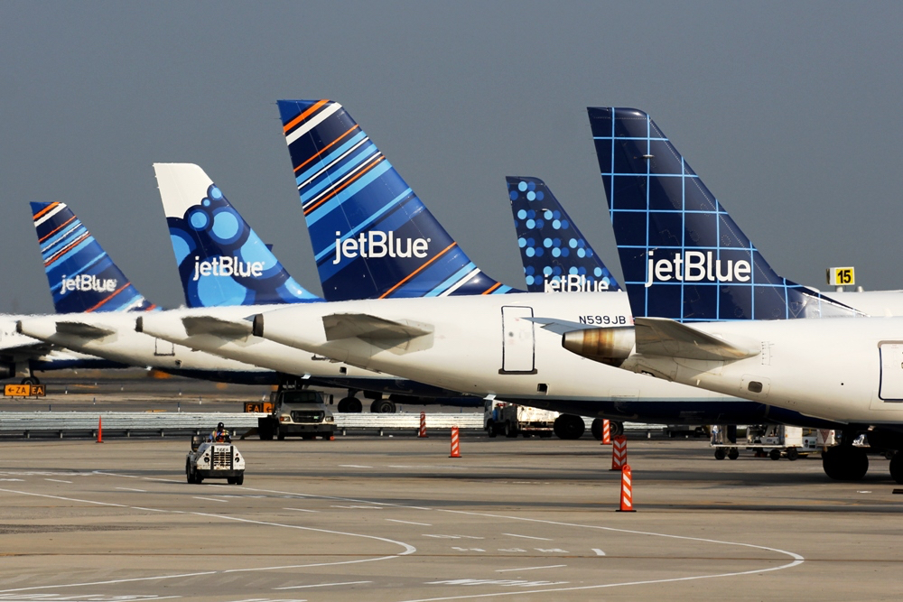 JetBlue wants to expand on the West Coast. But how? Photo: JetBlue.