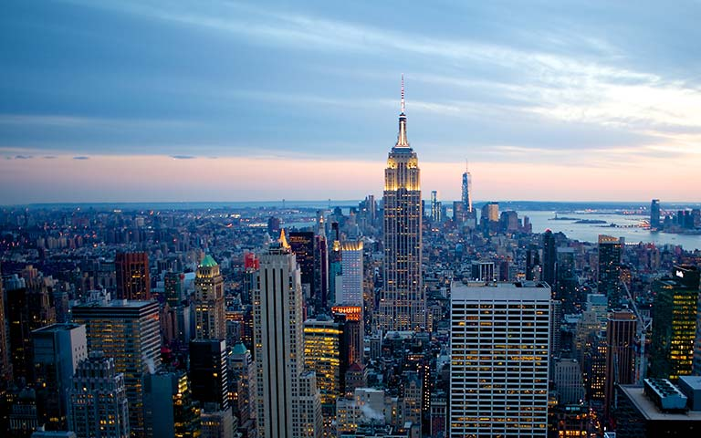 EMPIRE STATE BUILDING TICKET $35