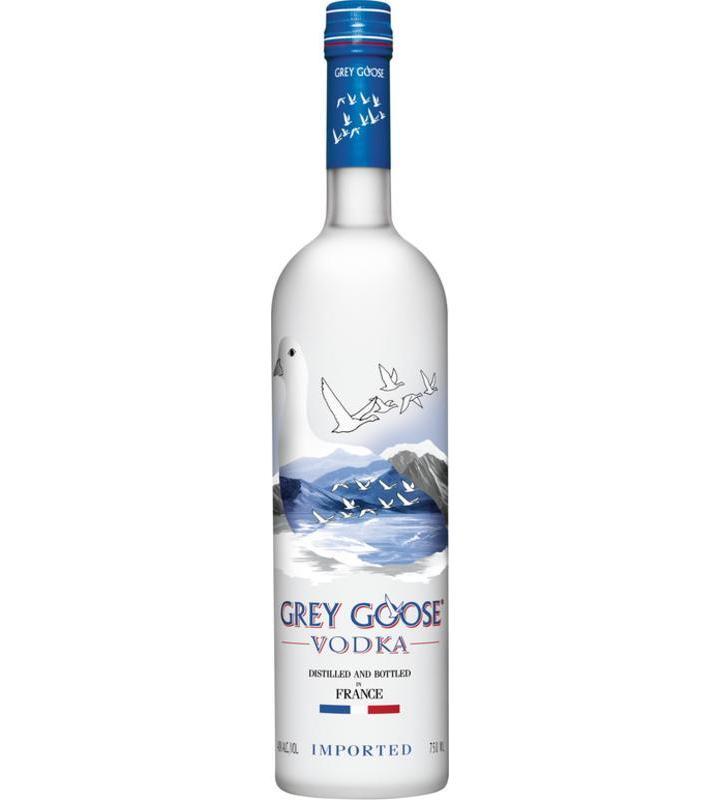 GREY GOOSE VODKA $45