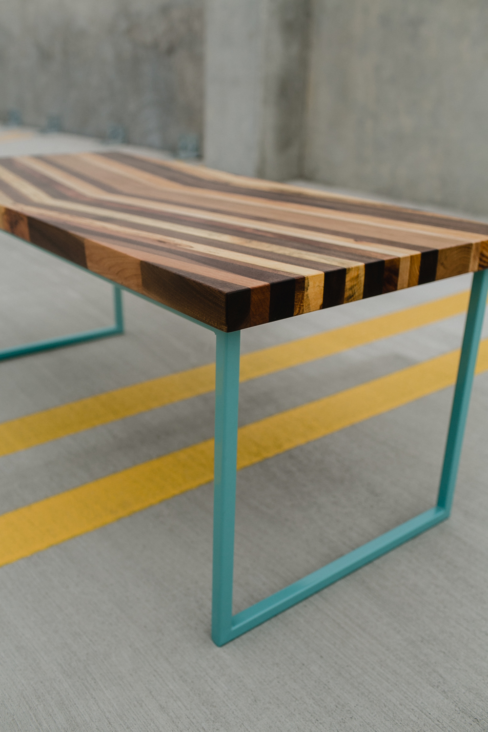 custom chevron table-austin-7.jpg
