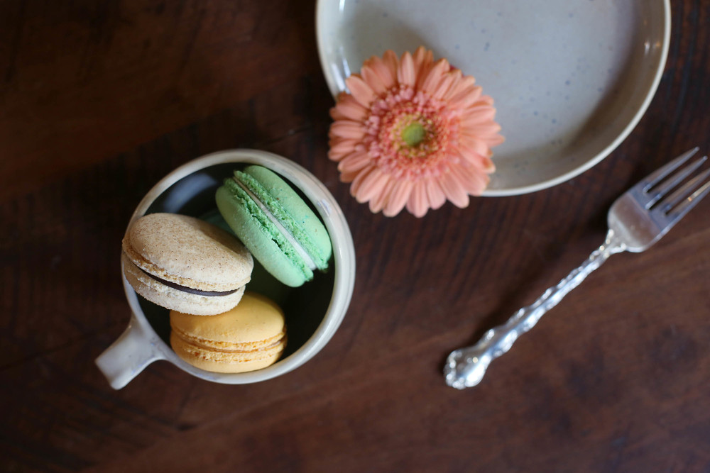 Cup of Macarons please!