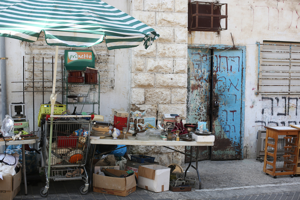 a trip to the old market in Jaffa yields a series of colors and textures.
