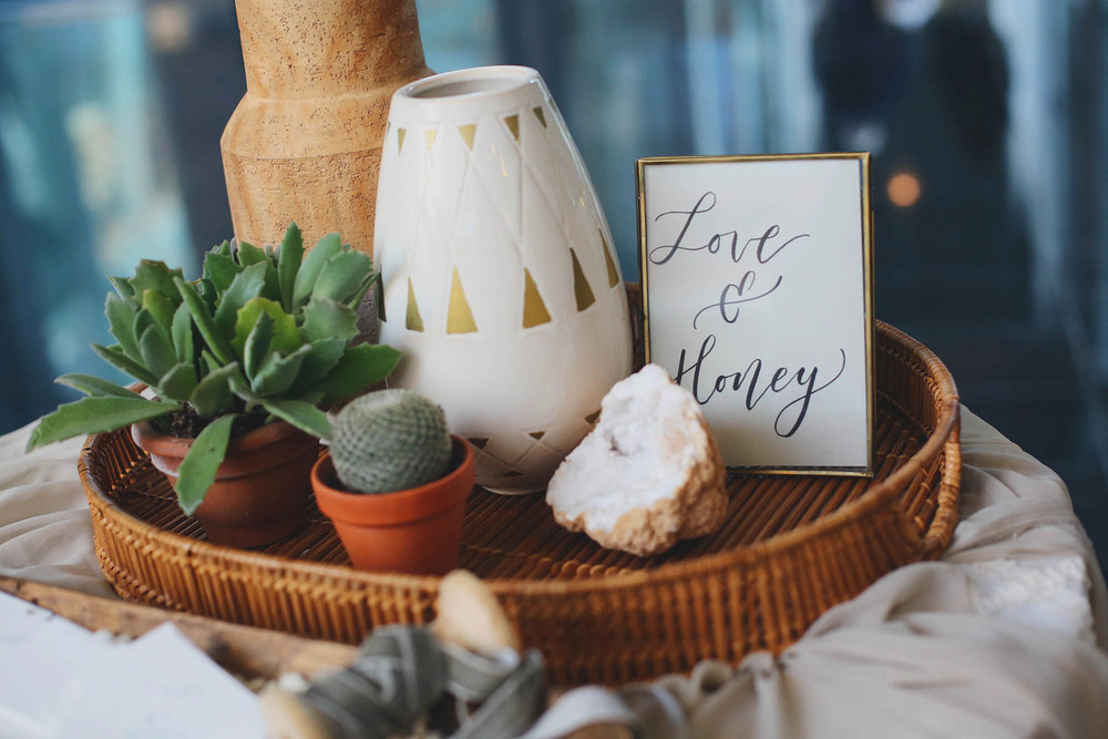love & honey event planning