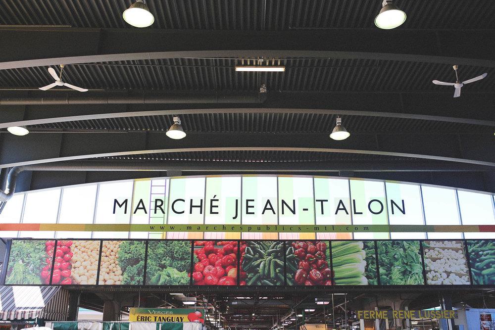 MarchéJean-Talon
