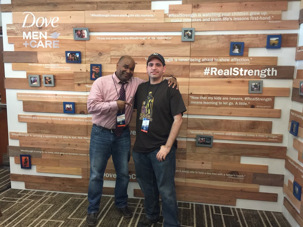Lorne and I recently attended the 2015 Dad 2.0 Summit.