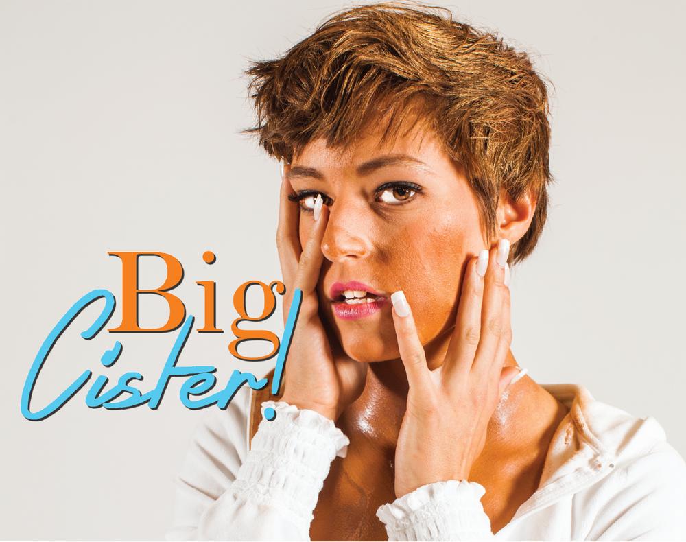 Refigural  -  Big Cister    Photography  Clare Gatto