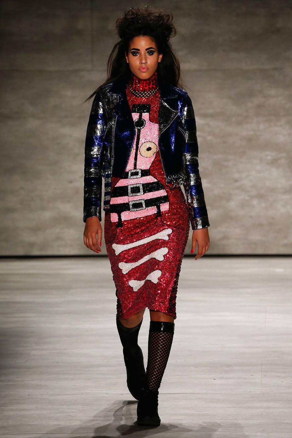 DI$COUNT UNIVER$E  photo: Gianni Pucci for style.com
