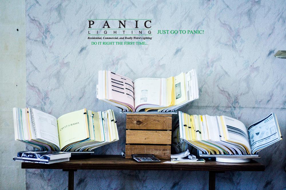 Panic Lighting   Photography  Michelle Uzomba