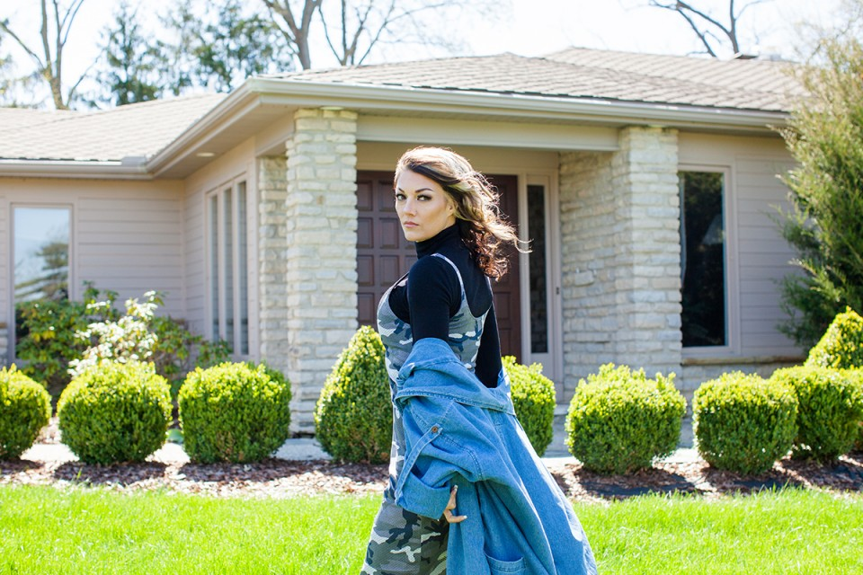 Heather Chadwell ReMax Connection  Photography: Clare Gatto  MUA: Yodit Tecle for Almaz Faces  Hair: Casey Wood for Phia