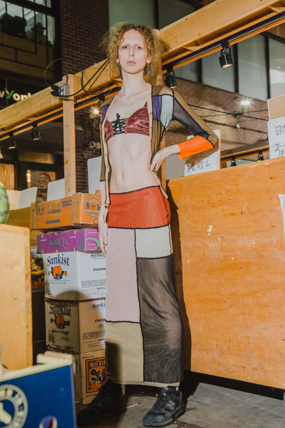 Inside the Epic Jean Paul Gaultier Archive Sale From New York's Coolest Vintage Shop  - vogue.com  Photography - Fujio Emura