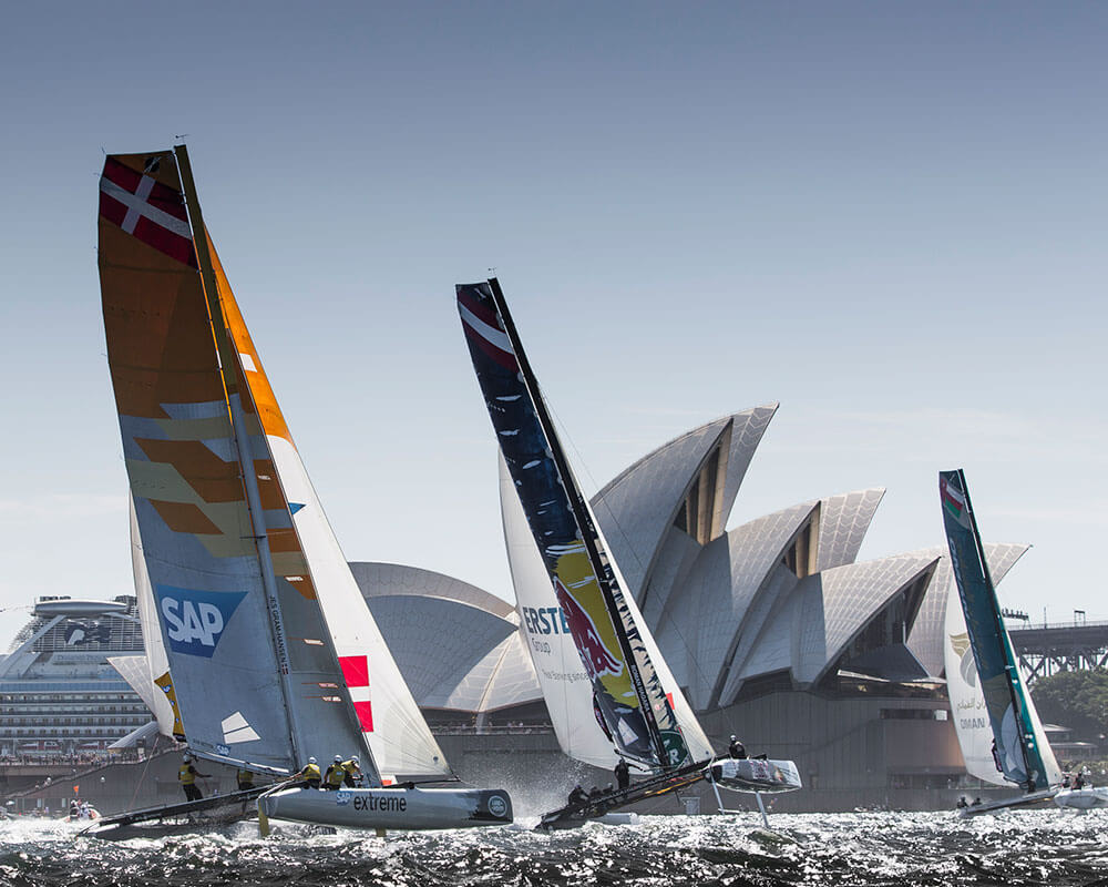 Extreme Sailing Series Event