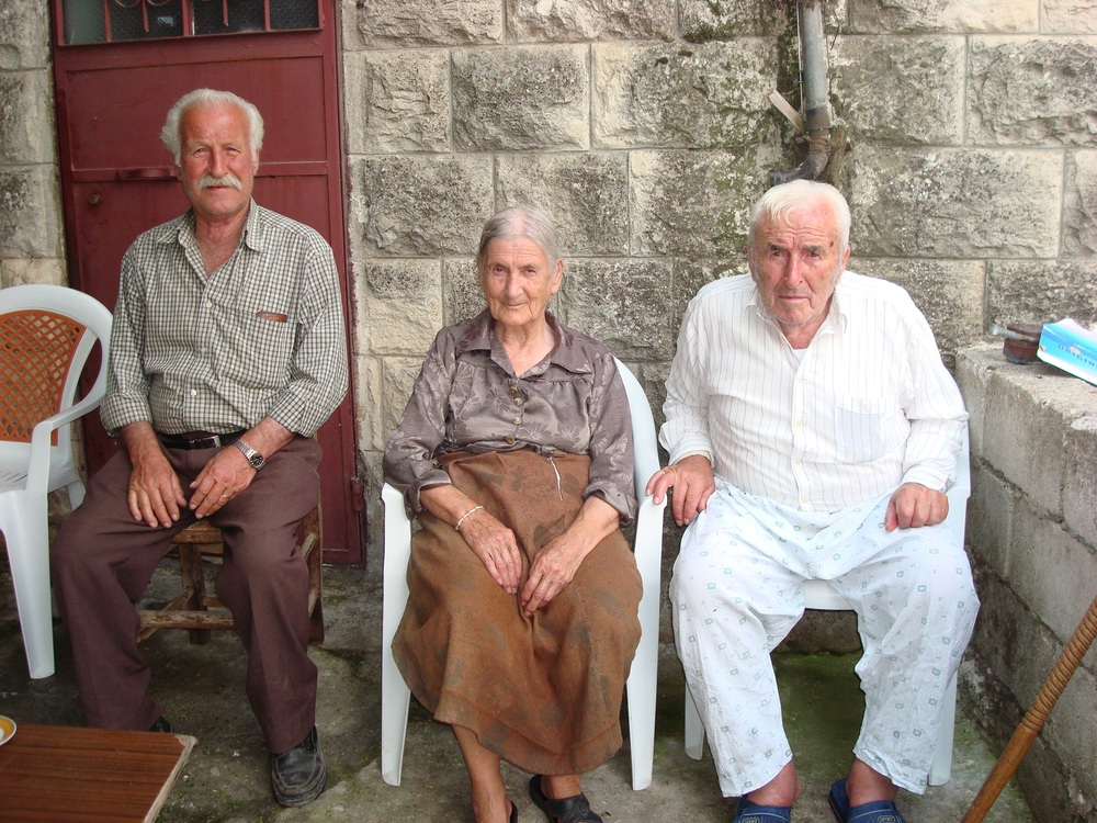 The last Armenian residents of Aramo