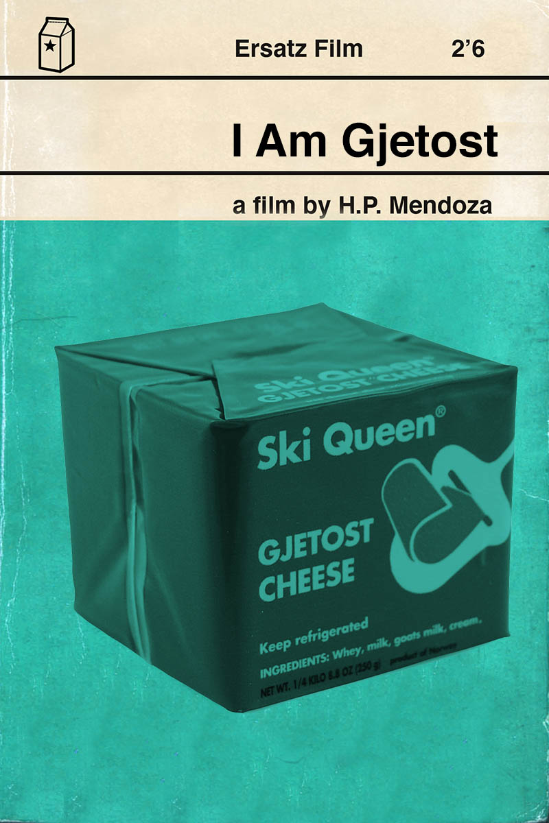 And for my foodie friends, I AM GJETOST!