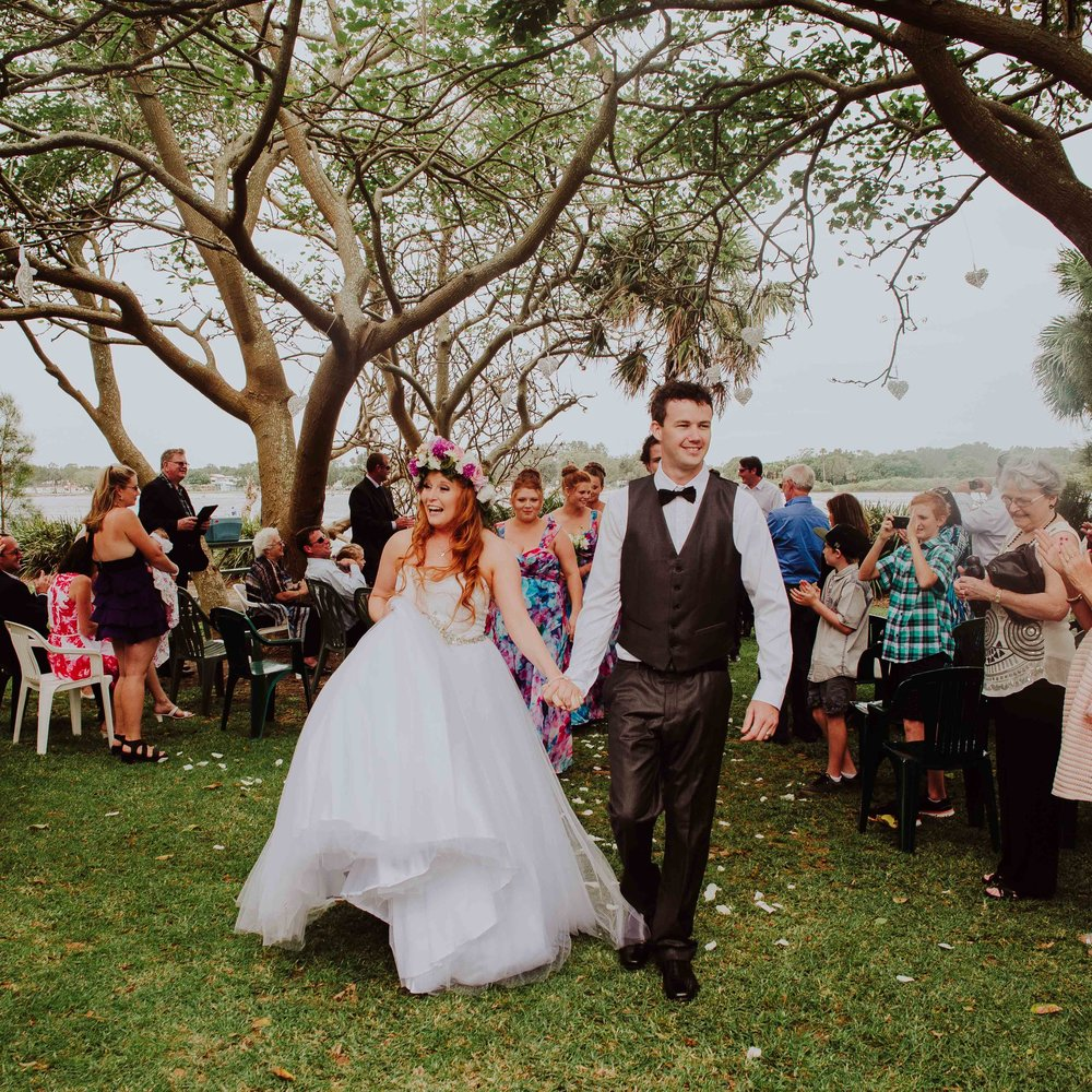 Tristan & Lizzy Cover Photo - Newcastle NSW Wedding Photograher