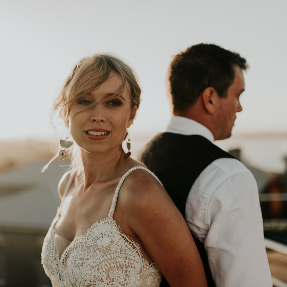 Newcastle NSW Fort Scratchley | Wedding Photography