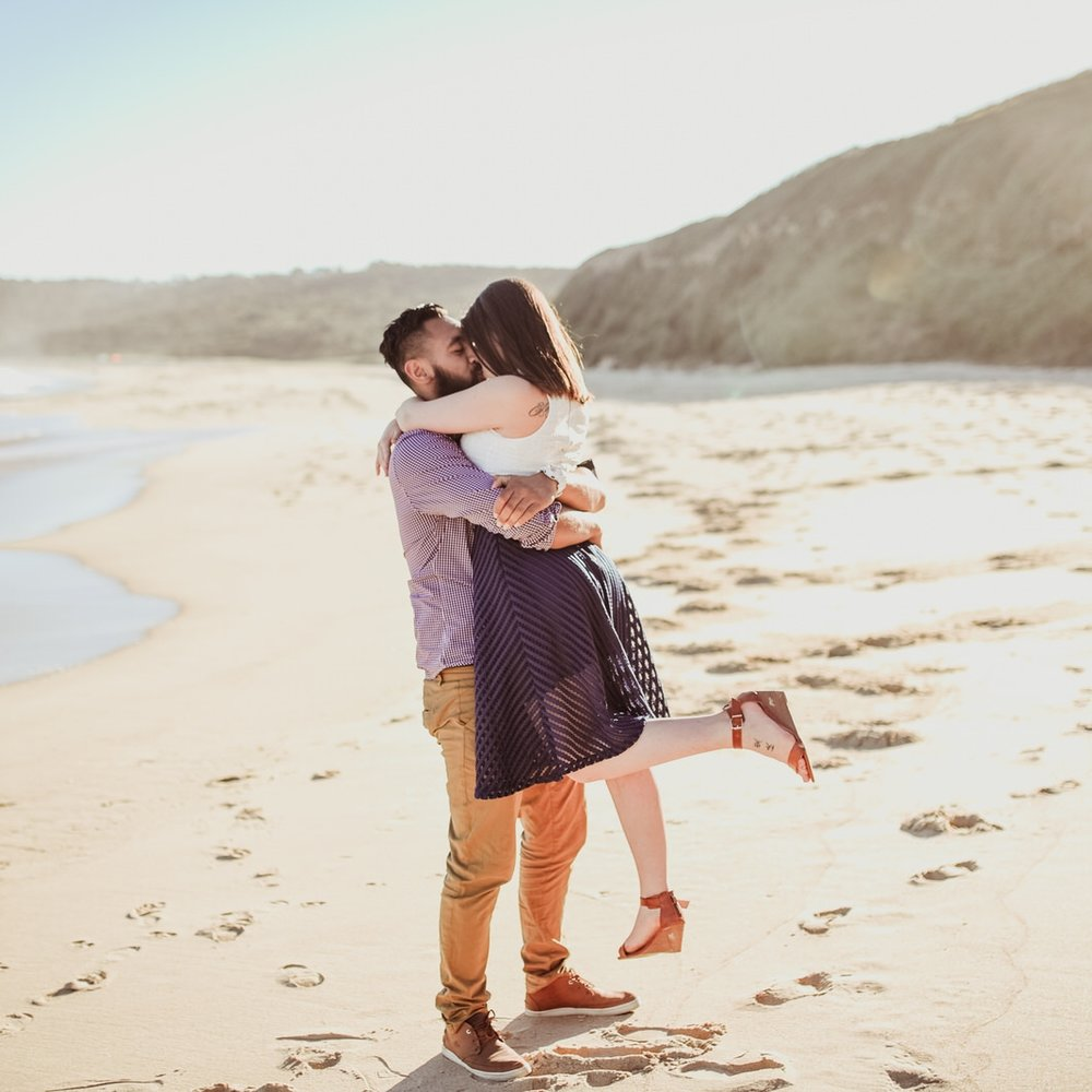 Gabby and Jess | Newcastle NSW Engagement Photography