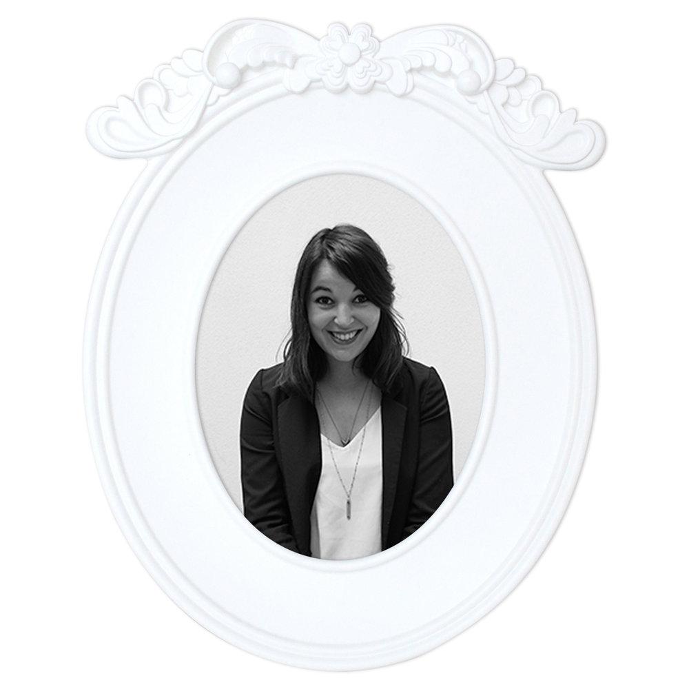 Justine Rascalou  Directrice de clientèle