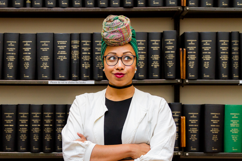 Extraordinary Routines interview Yassmin Abdel-Magied