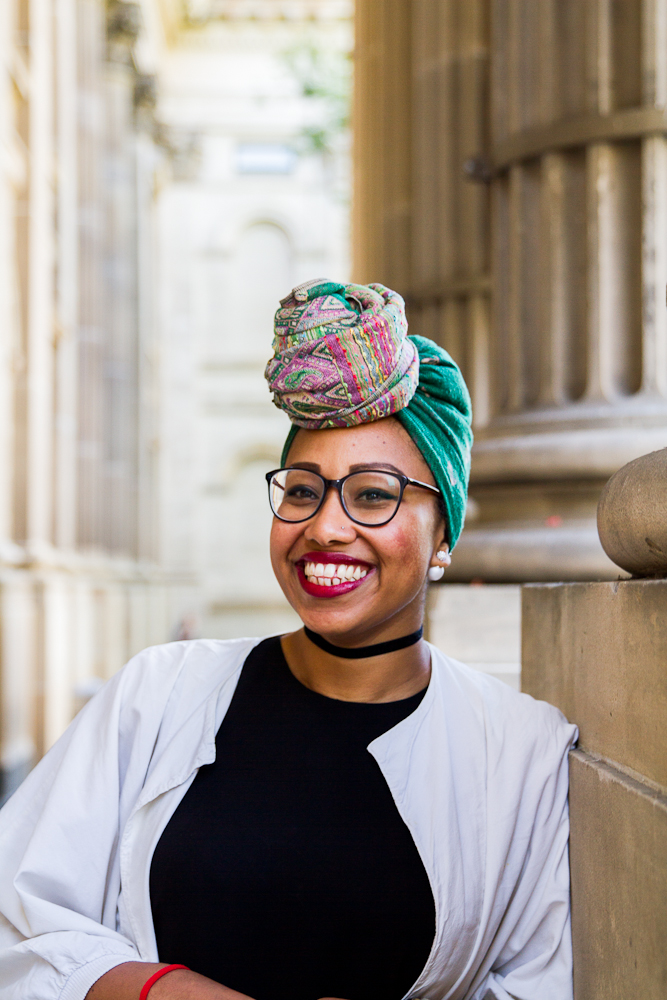 Yassmin Abdel-Magied Extraordinary Routines interview