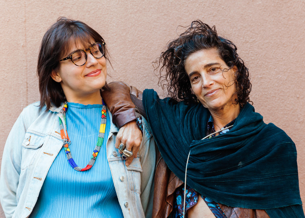 Extraordinary Routines interview with mother-daughter team Elisa Goodkind and Lily Mandelbaum