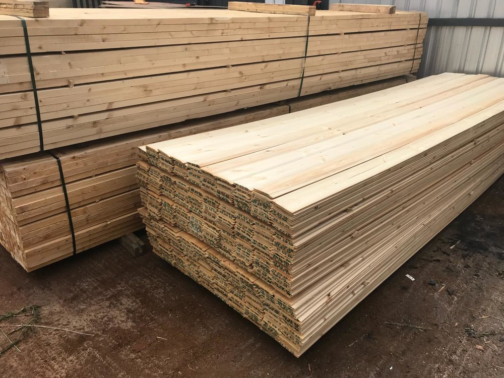 Frame 50mmX38mm    Ship Lap 120mm x 12mm tongue & groove