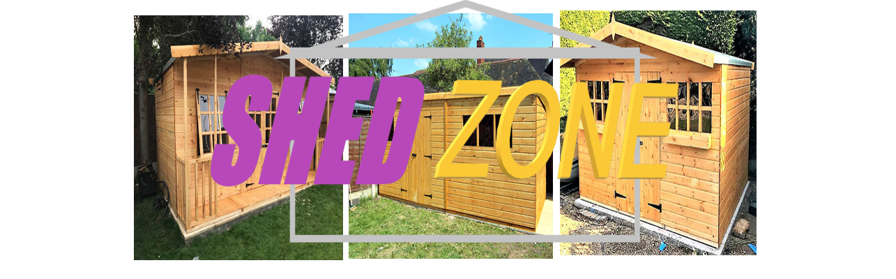 Sheds Zone-Heavy duty wooden sheds for sale