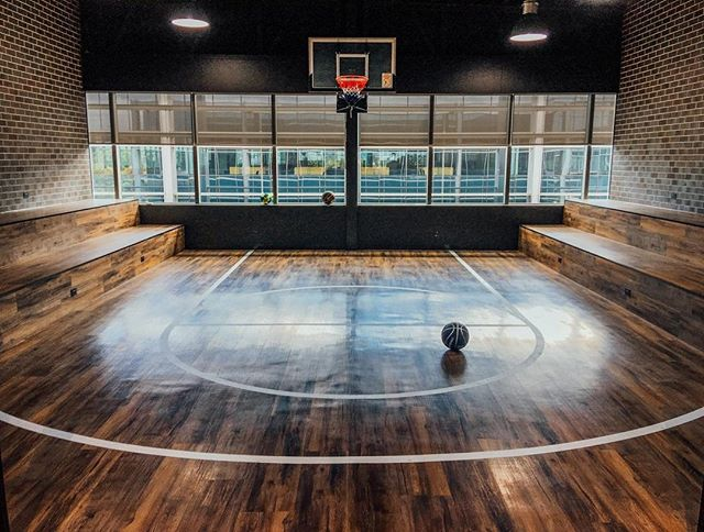 For the moments when you just need a break from the desk 🏀 The basketball court at our new office is quickly becoming a favourite!