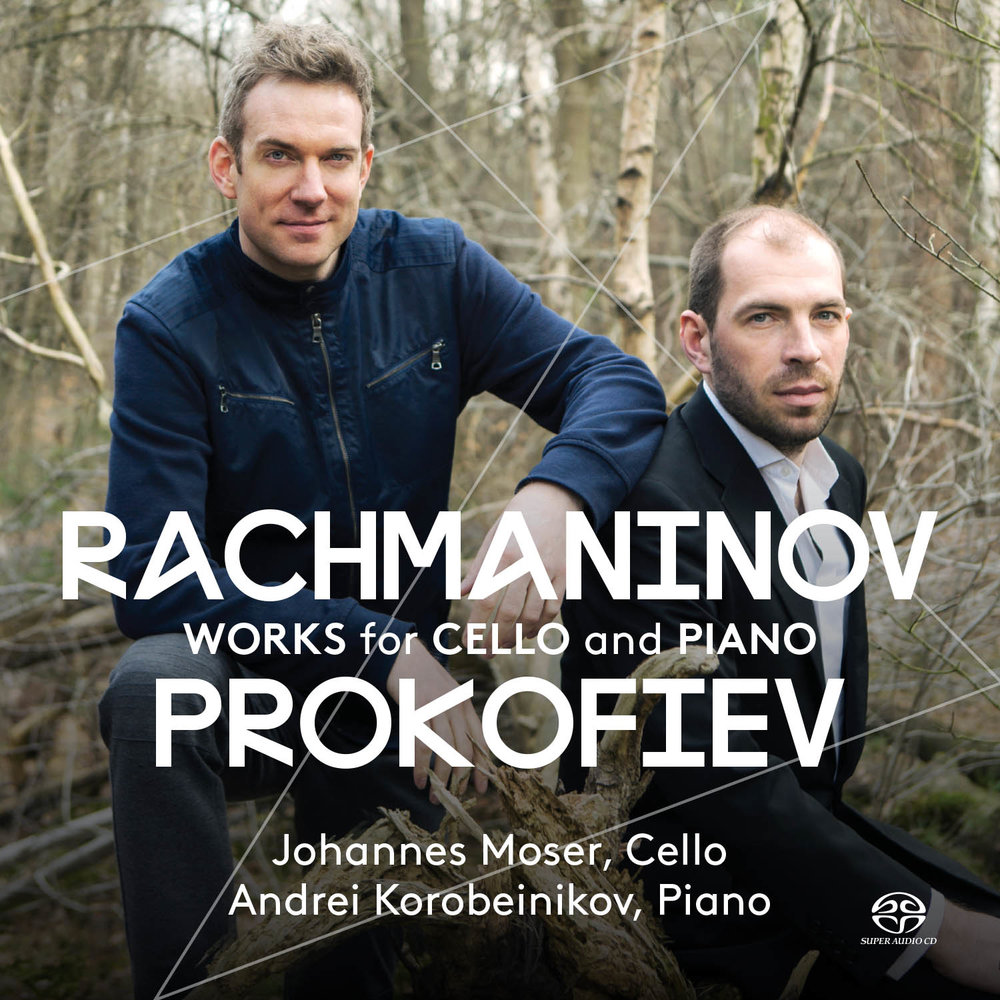 Russian Sonatas with Andrei Korobeinikov   Click here to order the CD