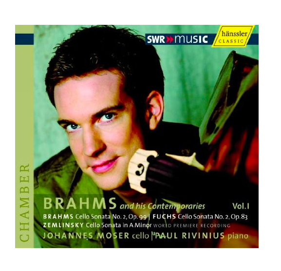 Brahms and his Contemporaries Vol. I Order the CD: Amazon.com | iTunes | Hänssler Classic Listen on Spotify