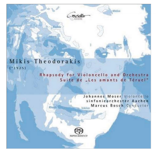 Theodorakis: Rhapsodie für Cello & Orchester Order the CD: iTunes | JPC Listen on Spotify