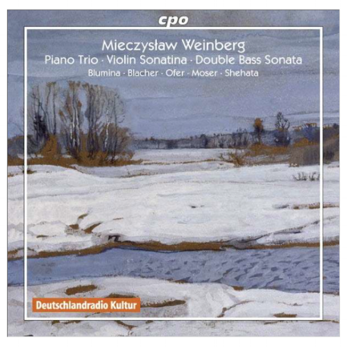 MIECZYSLAW WEINBERG, KAMMERMUSIK Order the CD: JCP