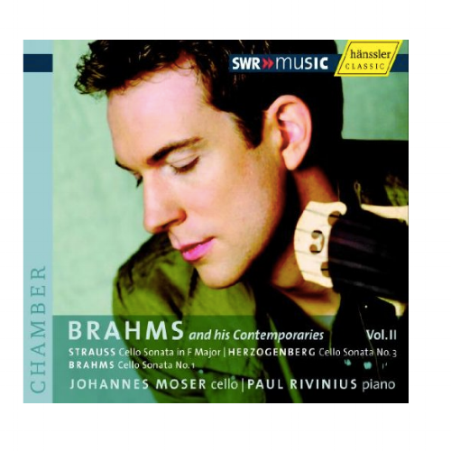 Brahms and his Contemporaries Vol. II Order the CD: Amazon.com | iTunes | Hänssler Classic