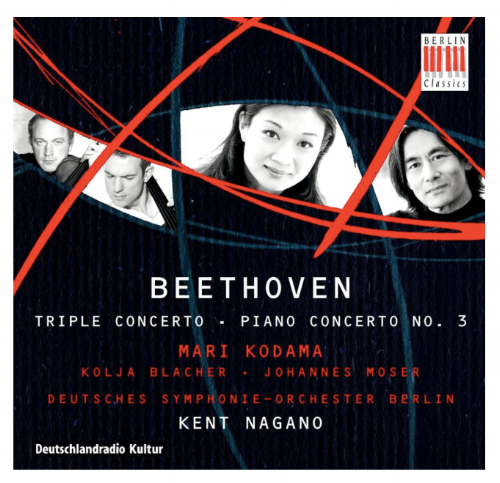 Beethoven: Triple Concerto Order the CD: Edel | Amazon Listen on Spotify