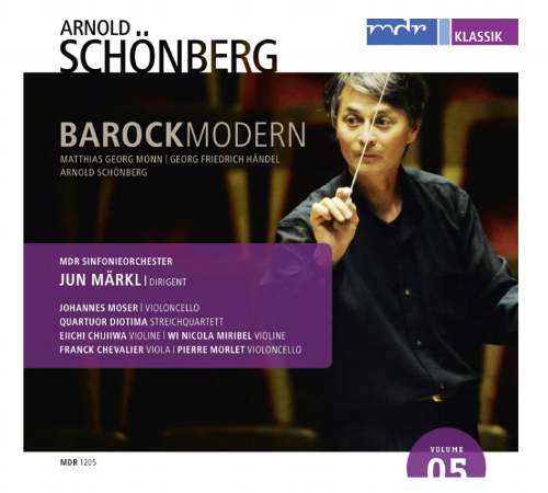 Schönberg: Barockmodern Order the CD: MDR | Amazon