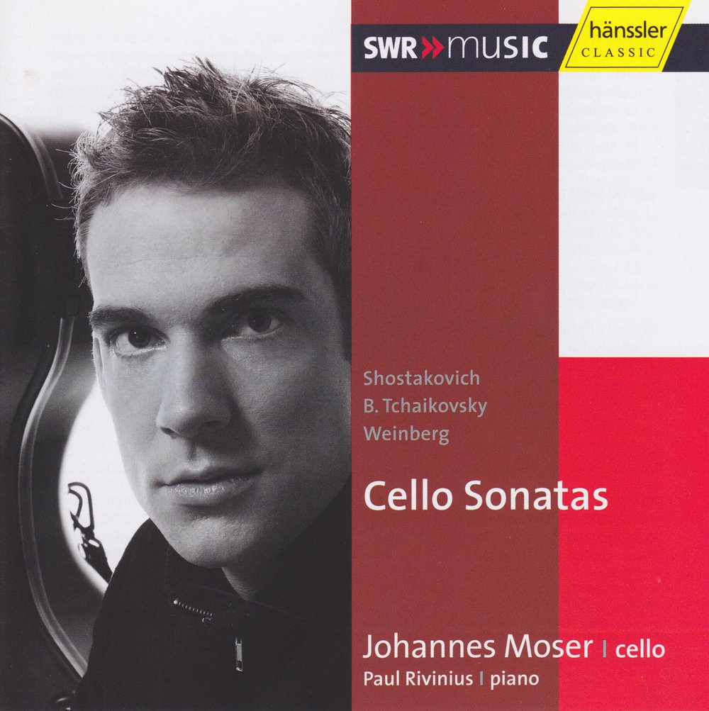 Cello Sonatas  Order the CD:  Amazon.com  |  iTunes  |  Hänssler Classic   Listen on Spotify