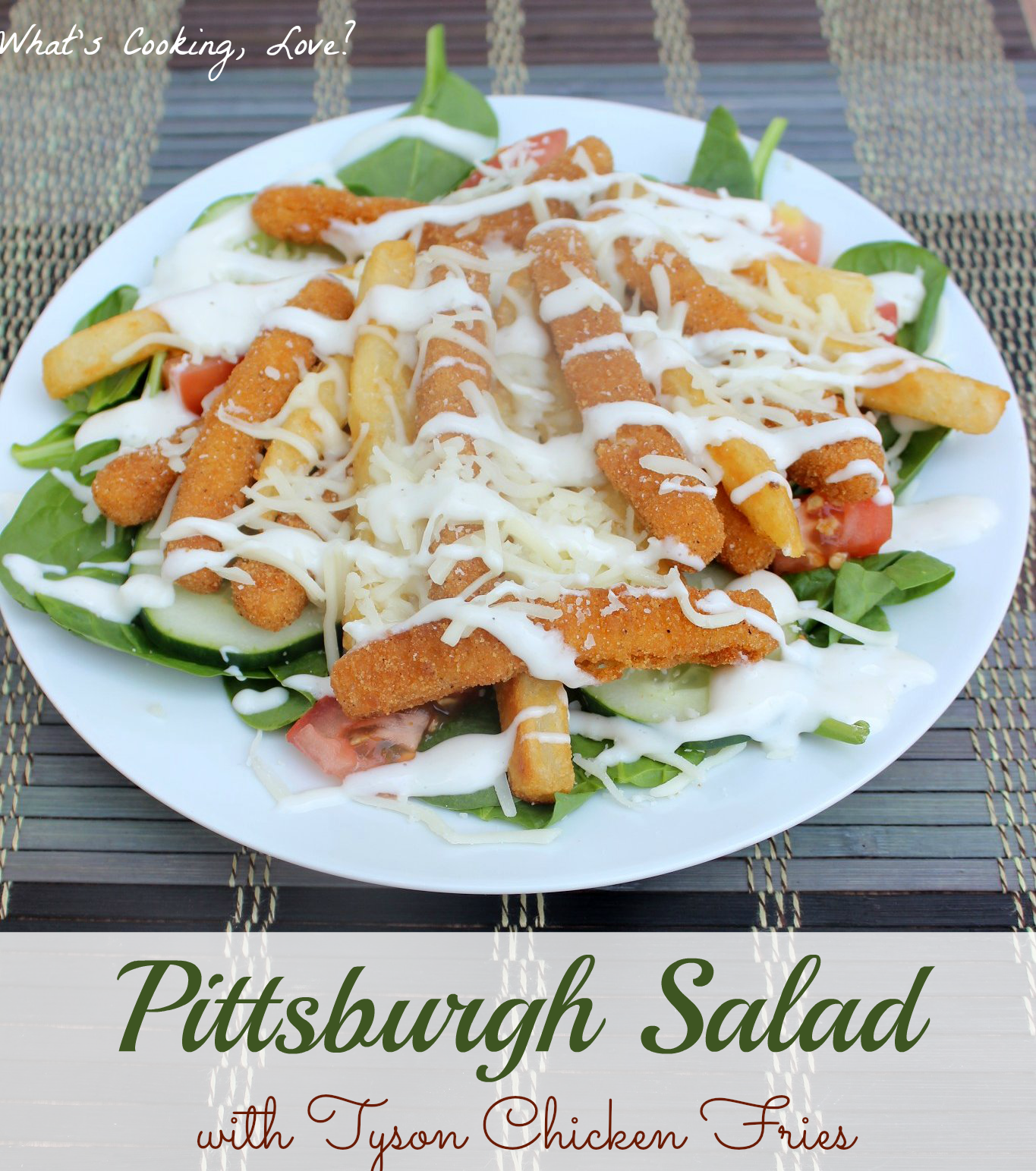 Pittsburgh Salad7